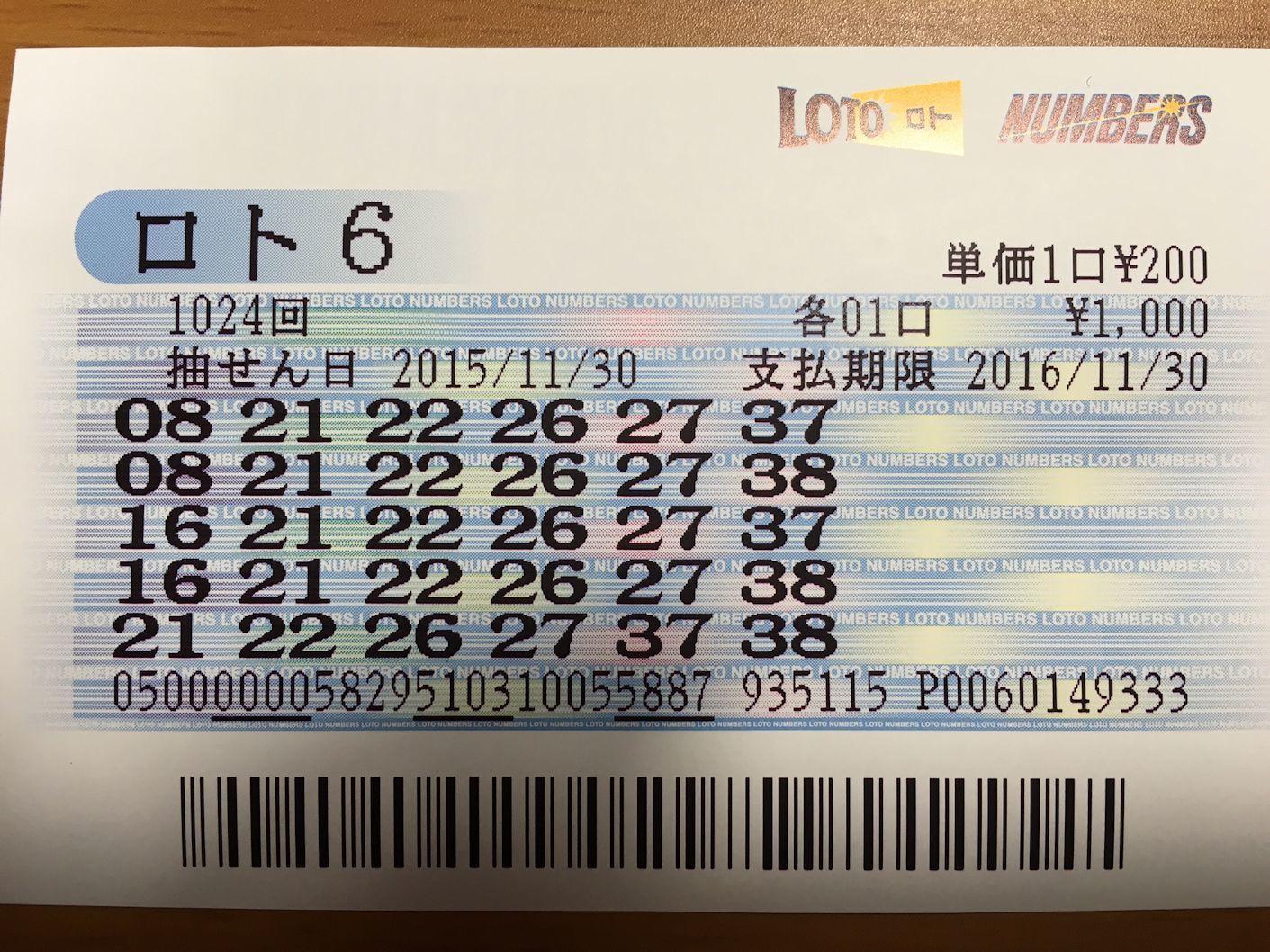 番号 みずほ 銀行 ナンバーズ 当選 宝くじ